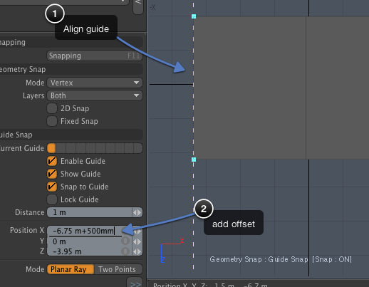 How to use ruler tool for exact modeling  | Foundry Community